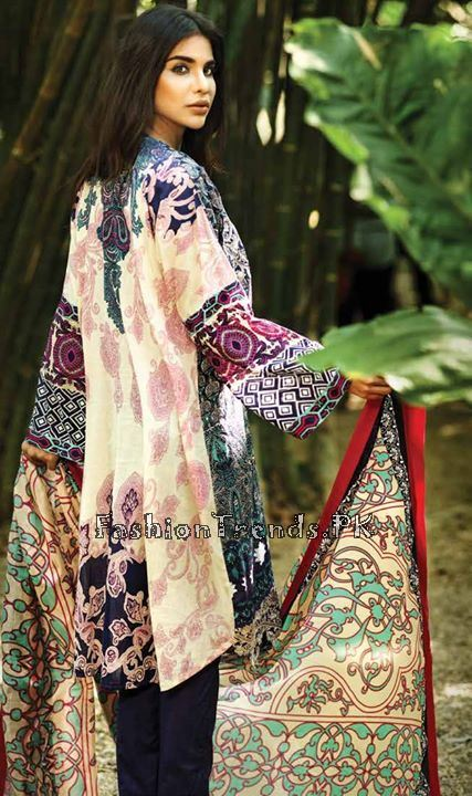 So Kamal Lawn Collection 2015 by AFH (25)