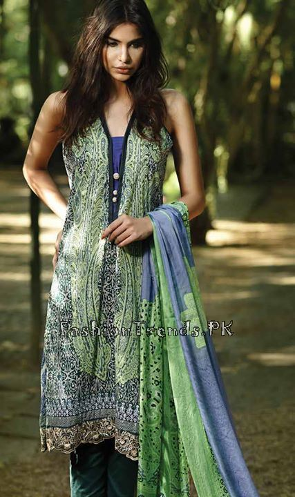 So Kamal Lawn Collection 2015 by AFH (28)