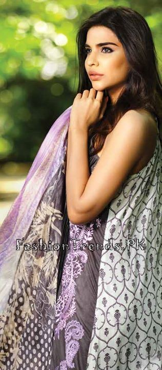 So Kamal Lawn Collection 2015 by AFH (29)