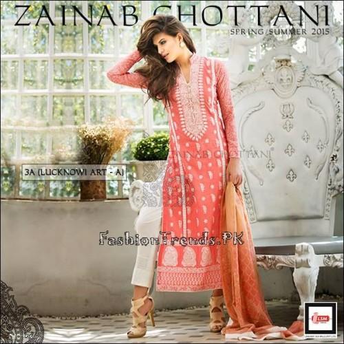 Zainab chottani summer lawn dresses designs prints