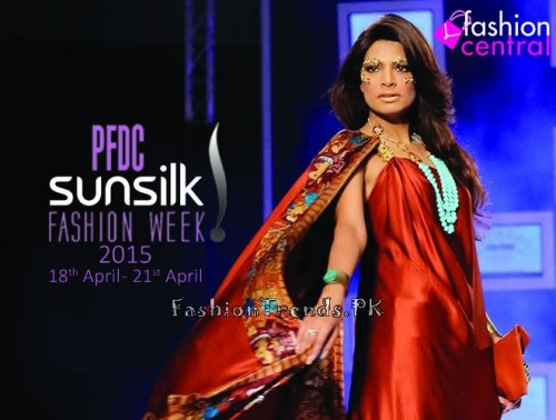 2015 PFDC Sunsilk Fashion Week