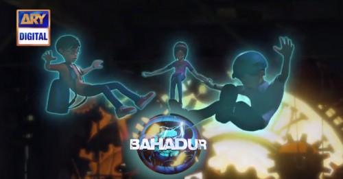 3 Bahadur Pakistani Animated Movie