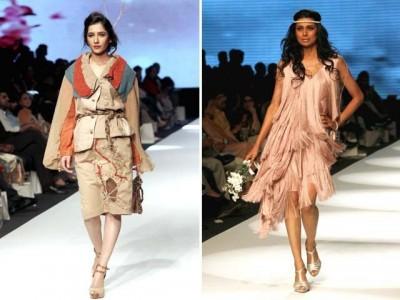 Karachi Fashion Week 2015 Model Catwalk Pictures