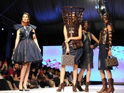 Karachi Fashion Week 2015 New Dresses Collection