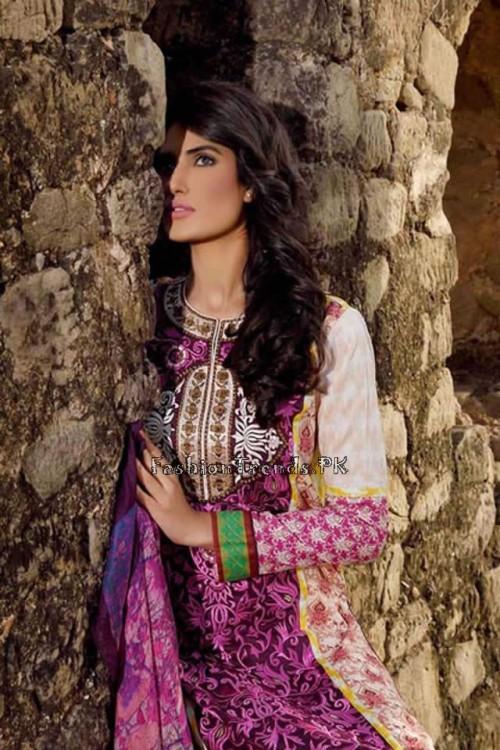 Al Zohaib Textiles Mehdi Lawn 2015 Collection (4)