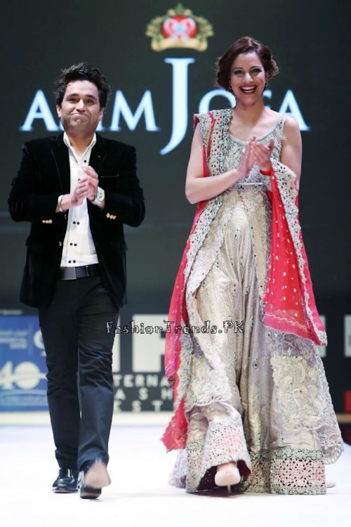 Asim Jofa Collection at IFF of Doha 2015 (14)