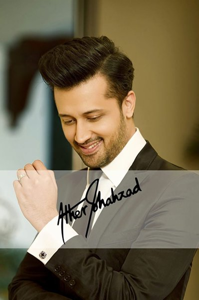 Atif Aslam And Saeeda Imtiaz Photoshoot For Damas Jewelers (5)