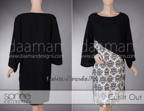 Daaman Summer Dresses 2015 (3)