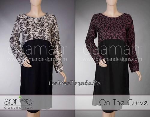 Daaman Summer Dresses 2015 (4)