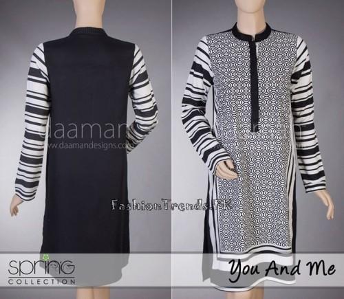 Daaman Summer Dresses 2015 (12)