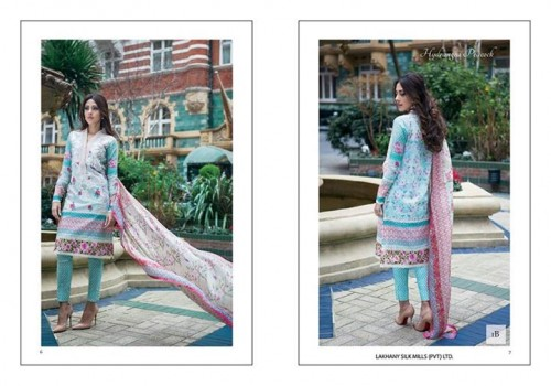 Farah Talib Aziz Lawn Collection 2015 by LSM (3)