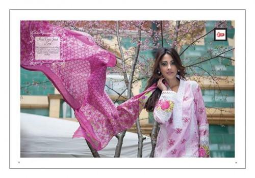 Farah Talib Aziz Lawn Collection 2015 by LSM (4)