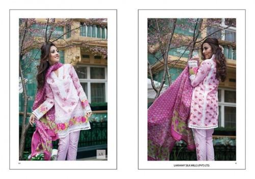 Farah Talib Aziz Lawn Collection 2015 by LSM (5)