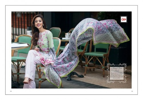 Farah Talib Aziz Lawn Collection 2015 by LSM (11)