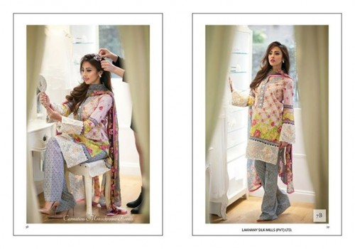 Farah Talib Aziz Lawn Collection 2015 by LSM (19)