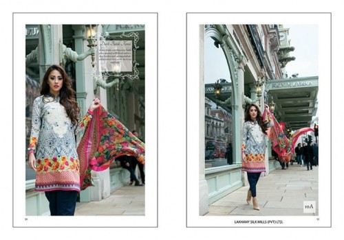 Farah Talib Aziz Lawn Collection 2015 by LSM (26)