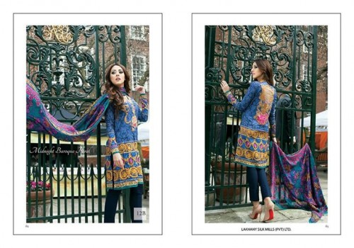 Farah Talib Aziz Lawn Collection 2015 by LSM (31)