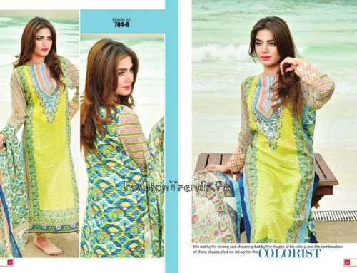 Jublee Cloth Mills Krinkle Lawn Collection 2015 (12)