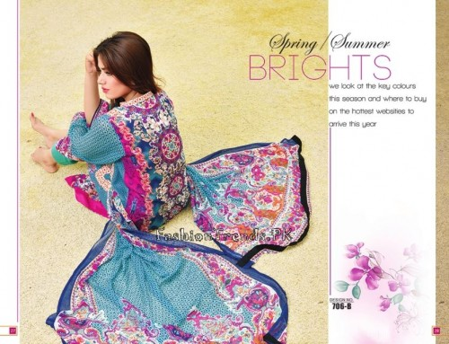 Jublee Cloth Mills Krinkle Lawn Collection 2015 (16)