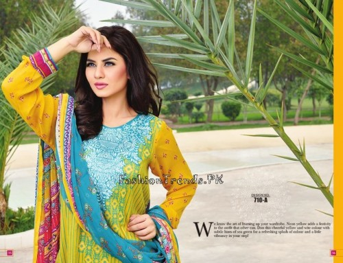 Jublee Cloth Mills Krinkle Lawn Collection 2015 (20)