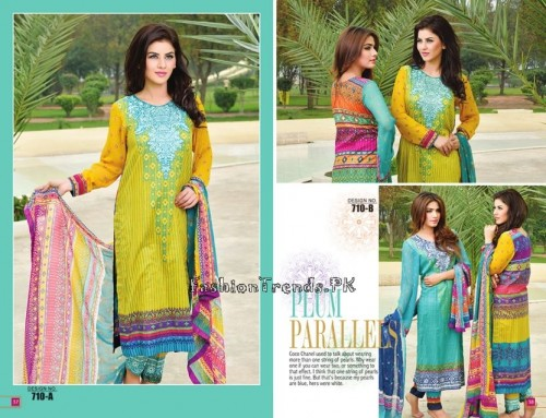 Jublee Cloth Mills Krinkle Lawn Collection 2015 (21)