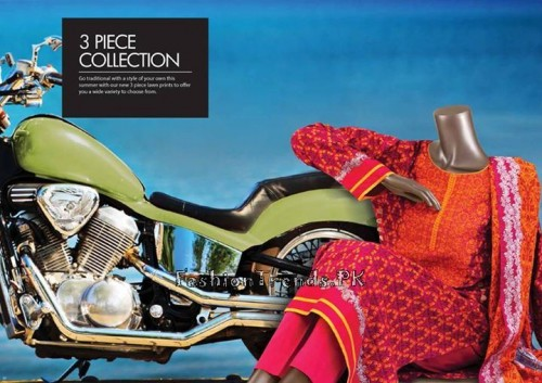 Junaid Jamshed Summer Collection 2015 (2)