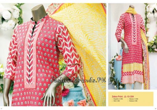 Junaid Jamshed Summer Collection 2015 (5)