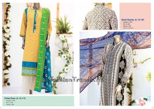 Junaid Jamshed Summer Collection 2015 (7)