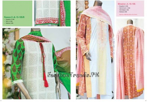 Junaid Jamshed Summer Collection 2015 (9)