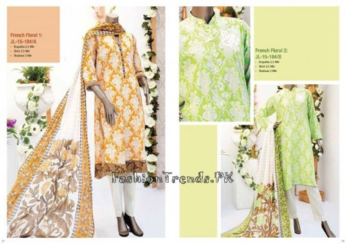 Junaid Jamshed Summer Collection 2015 (12)