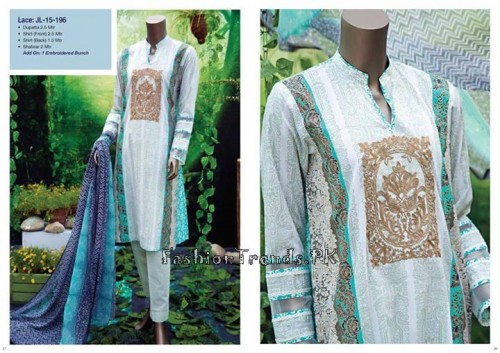 Junaid Jamshed Summer Collection 2015 (13)