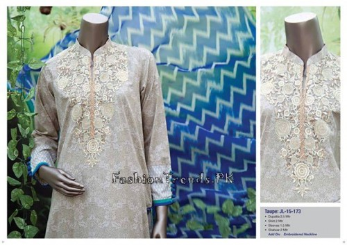 Junaid Jamshed Summer Collection 2015 (14)