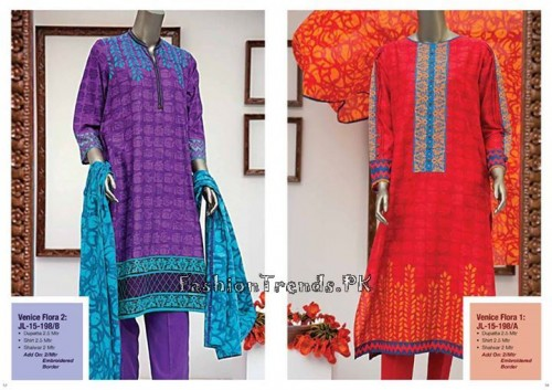 Junaid Jamshed Summer Collection 2015 (24)