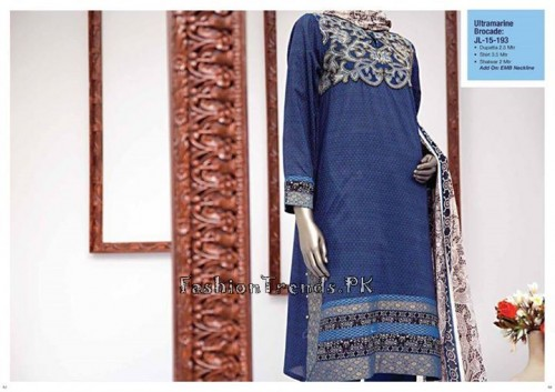 Junaid Jamshed Summer Collection 2015 (29)