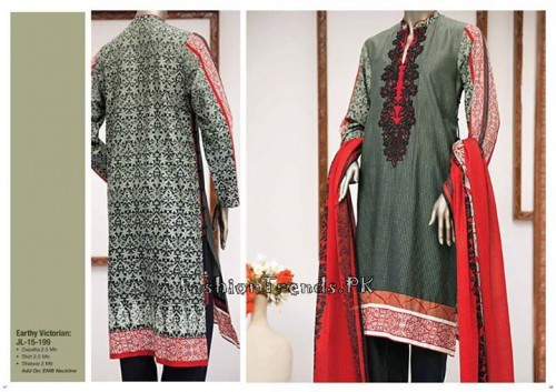 Junaid Jamshed Summer Collection 2015 (31)