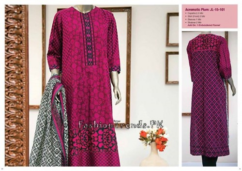 Junaid Jamshed Summer Collection 2015 (32)