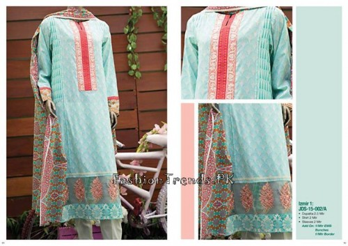 Junaid Jamshed Summer Collection 2015 (41)