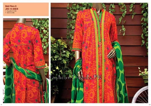 Junaid Jamshed Summer Collection 2015 (46)