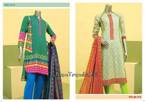 Junaid Jamshed Summer Collection 2015 (61)