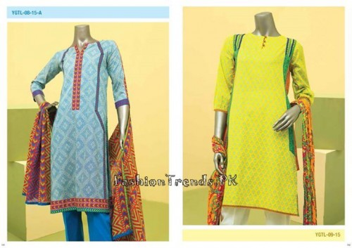 Junaid Jamshed Summer Collection 2015 (63)