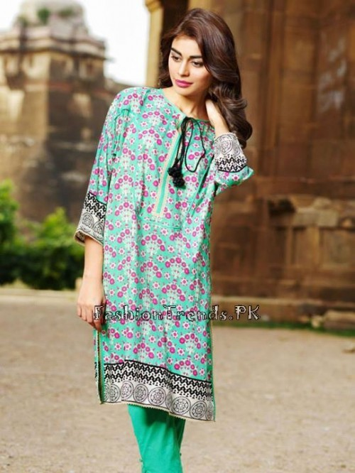 Khaadi Lawn Volume 2 Collection 2015 (23)