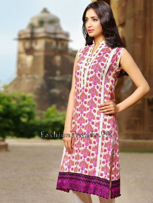 Khaadi Lawn Volume 2 Collection 2015 (24)