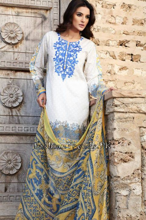 Khaadi Lawn Volume 2 Collection 2015 (56)