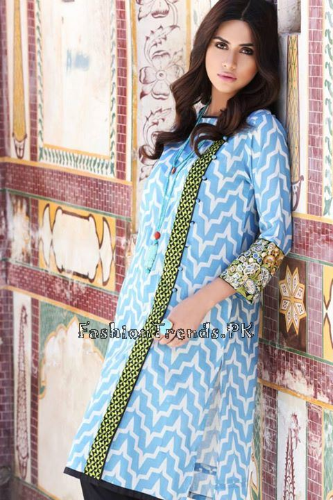 Khaadi Lawn Volume 2 Collection 2015 (68)