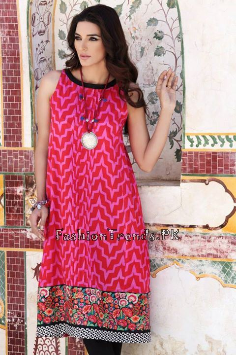 Khaadi Lawn Volume 2 Collection 2015 (69)