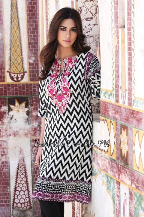 Khaadi Lawn Volume 2 Collection 2015 (72)