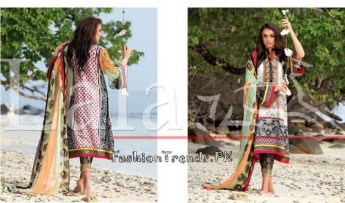 Lala Vintage Summer Lawn Dresses 2015 (4)