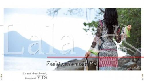 Lala Vintage Summer Lawn Dresses 2015 (5)