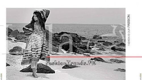 Lala Vintage Summer Lawn Dresses 2015 (9)