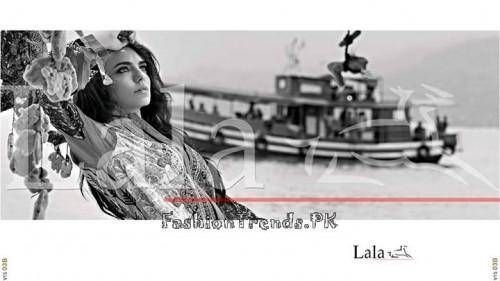 Lala Vintage Summer Lawn Dresses 2015 (11)